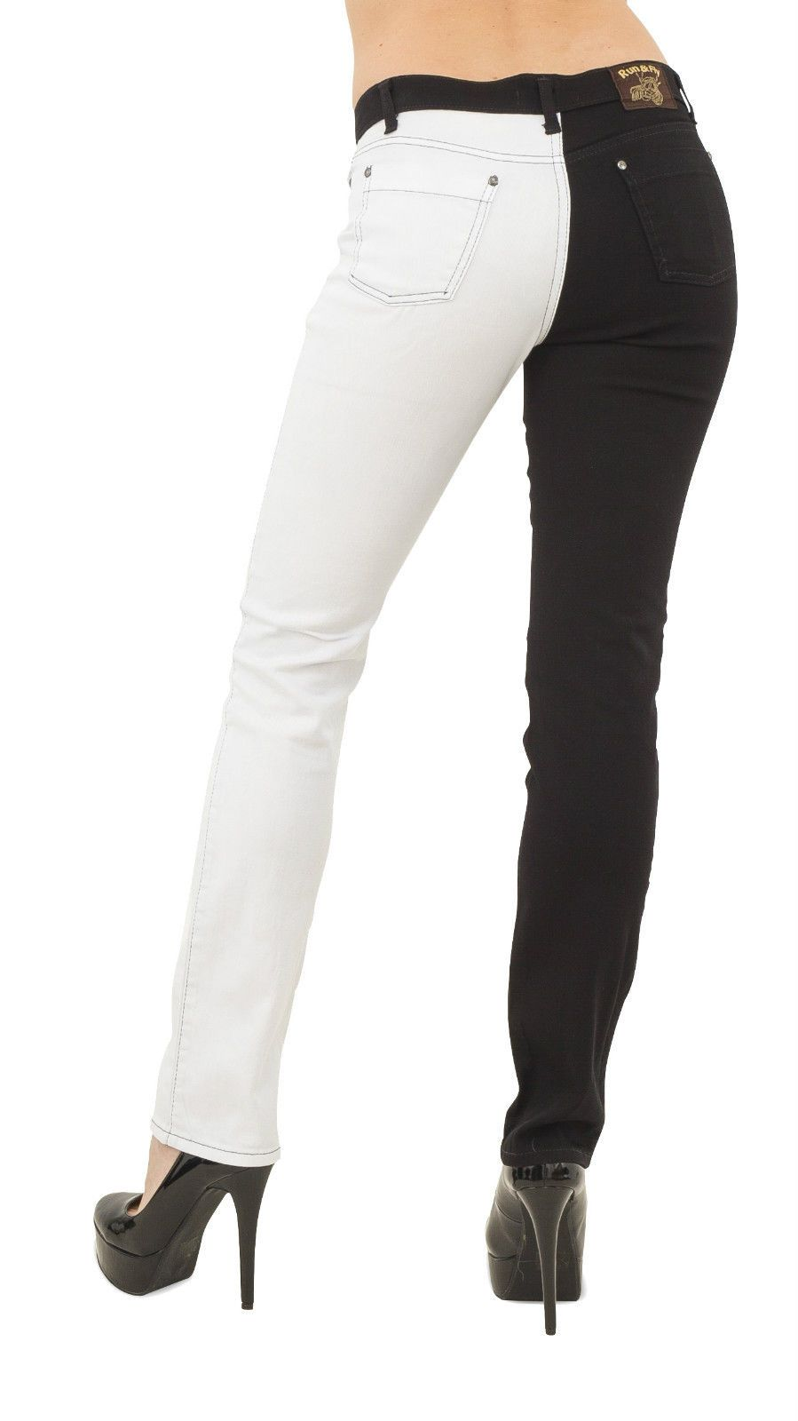 Skinny Black Jeans Womens
